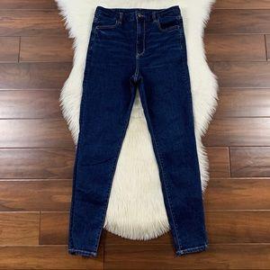 American Eagle Super Hi Rise Jegging Skinny Jeans